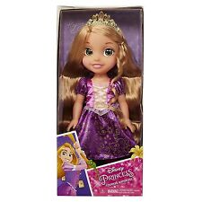 Disney Princess-Rapunzel Toddler Doll * Brand New *