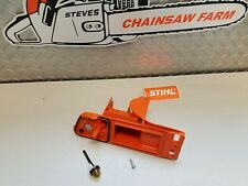 STIHL BR450 AIR FILTER BASE AND PRIMER BULB  NEW TAKE OFF BR 450