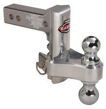"TRIMAX TRZ6ALRP Razor Aluminum 6"" Adjustable Dual Ball (2""&2-5/16"") Mount Hitch"