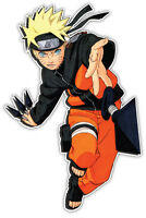 """Naruto 6"""" Height Anime Decal Sticker for Car Window Motor Bumper 003"""