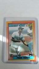 FRANK THOMAS ROOKIE CARD MINT CONDITION!