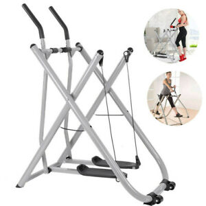 Glider Elliptical Exercise Machine Fitness Home Gym Workout Air Walkers New
