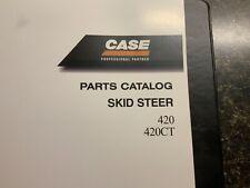 Case Skid Steer 420 420ct Parts Catalog