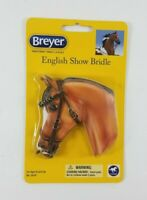New Breyer Model Horses Traditional Size English Show Bridle Leather #2459