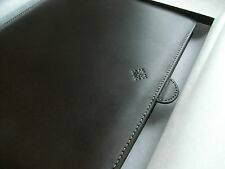 PP Patek Philippe - elegant brown leather Ipad case / cover. New with Box!