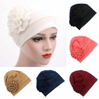 cancer le coton outdoor beanie baggy pac fleur chapeau la chimio turban hijab