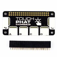 Pimoroni Touch pHat 6 capacitive touch for Raspberry Pi 0/2/3
