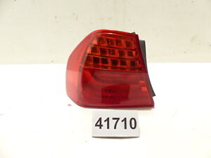 Original BMW 3er E90 LCI Rear Light Side Panel Left 7289425 4871731
