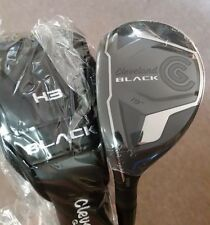 New Cleveland CG Black Hybrid 3 (19*), Regular Flex, LH (Left Handed), Headcover