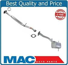 Fits 2007 Impreza and Impreza Outback 2.5L Non Turbo Muffler Exhaust Pipe System