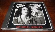 CAT POWER MOON PIX CD 1998 MATADOR INDIE FOLK ROCK
