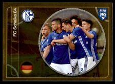 Panini FIFA 365 2017 - FC Schalke 04 team (FC Schalke 04) No. 328