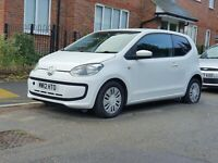 2012 VOLKSWAGEN UP! 1.0 BLUEMOTION TECH MOVE UP! 3 DOOR PETROL MANUAL DAMAGED