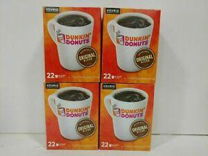 Keurig K-Cups Dunkin Donuts Original Blend Medium Roast Coffee - 88 Count _NEW!!