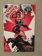 TOMB RAIDER #15 - Canadian Convention Variant