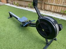 Concept2 Model D Indoor Rower with PM5, Black.