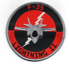 Lockheed Martin F-35 Lightning II Stealth Joint Strike Fighter USAF USN USMC