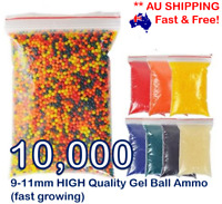9-11MM GEL BALL AMMO 9MM-11MM GEL BALLS BULLETS GEL BALL BLASTER AMMO JINMING M4