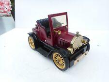 Vintage Novelty 1917 Antique Car Table Lighter & Cigarette Dispenser, Roadster