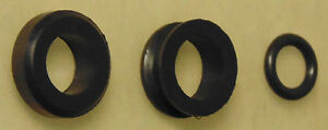 Fuel Injector Seal Set 3pc for Denso Toyota AE86 Mazda RX7 MX5 Nissan Skyline