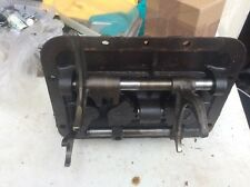 Ford zephyr zodiac mk3 LHD 4 speed gearbox selector houseing
