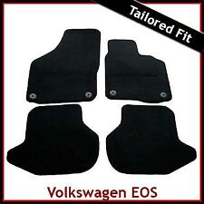 Volkswagen VW EOS Tailored Fitted Carpet Car Mats (2006...2009 2010 2011) Round