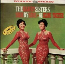 The Barry Sisters ‎– Side By Side + We Belong Together CD