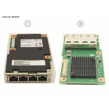 Fujitsu Intel Network OCP Adapter Card I357-T4 4x 1000Base-T Ports I357T4OCPG1P5