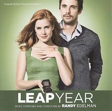 VARIOUS ARTISTS - LEAP YEAR [ORIGINAL MOTION PICTURE SOUNDTRACK] NEW CD