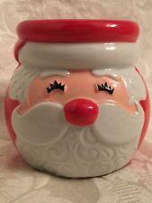 Rare Vintage Santa Claus Christmas Candle Hallmark Made In Japan