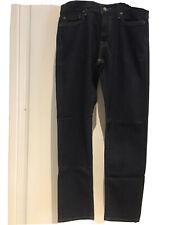 Nuevo Con Etiquetas Abercrombie & Fitch hombres Jeans Slim 30x30