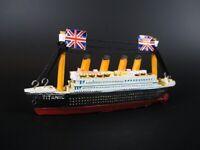 Modelo de Barco Crucero Ms Titanic, 12,5 CM Polyresin Cruise Ship, Nuevo