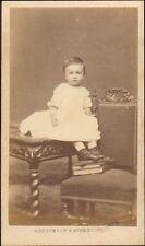 GENEALOGIE GIEN PHOTO CDV DE FAUCAMBERGE JEAN BOUSSETON & APPERT PARIS 1863
