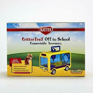 Kaytee CritterTrail Off To School Color may vary