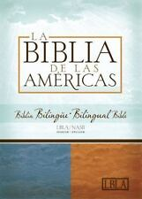 LBLA NASB La Biblia De Las Americas Bilingue Bilingual Bible Bonded Leather