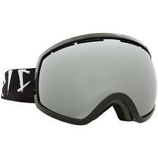 Electric Visual EG2 Thrasher Snowboarding Goggles (Brose / Silver Chrome)