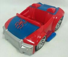Marvel Playskool Heroes SPIDER-MAN Headquarters Replacement CAR Only 2010
