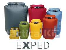 EXPED 100% Waterproof Fold Dry Bag Sand 1 Litre XXS  Small