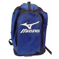 Mizuno Classic Pro Baseball/Softball 2 Bat backpack Blue/Black