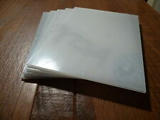 10 sheets Perspex A5 acrylic 3mm clear sheet