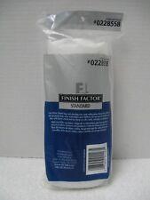New ~ Finish Factor Plastic Drop Cloth 2 Mil 9' x 12' ~ Item# 022855