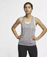 Nike Women's Miler Hyper Femme Running Tank Racer Top AV8193-056 size XXL 2XL