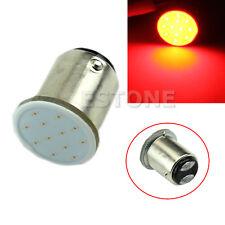 Super Bright 1157 BAY15D 12-chips Red COB LED Car Turn Signal Rear Light Bulb