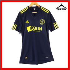 Ajax Amsterdam Football Shirt Adidas M Medium Away Soccer Jersey 2010 2011 B8
