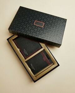 New Ted Baker Candlez Wallet and Card Holder Gift Set (last one - quick sale)