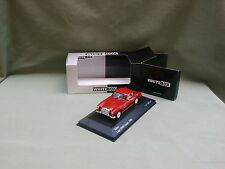 TALBOT LAGO 2500 COUPE 1955 ROUGE WHITEBOX 1/43 EDITION LIMITEE 1008 PIECES
