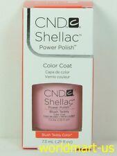 CND Shellac GelColor UV/LED: #90484_Blush Teddy 0.25fl.Oz