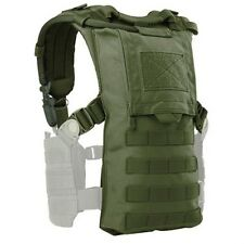 Condor 242 Water Bladder Hydro Harness Modular Carrier Padded Straps OD Green