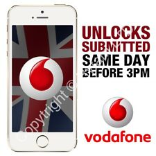 Unlocking Service For Apple iPhone 4 4S Factory VODAFONE UK - IMEI ONLY