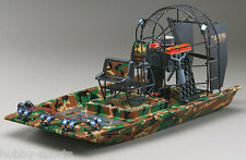 AquaCraft Cajun Commander Brushless Dual Rudder 2.4GHz Airboat RTR AQUB5722